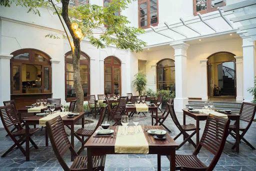 Nhà hàng 36 Hàng Mành