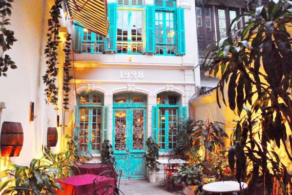 Nhà hàng Green Tangerine Cafe - Restaurant