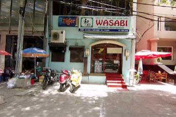 Nhà hàng Washabi