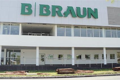 Nhà máy B.Braun