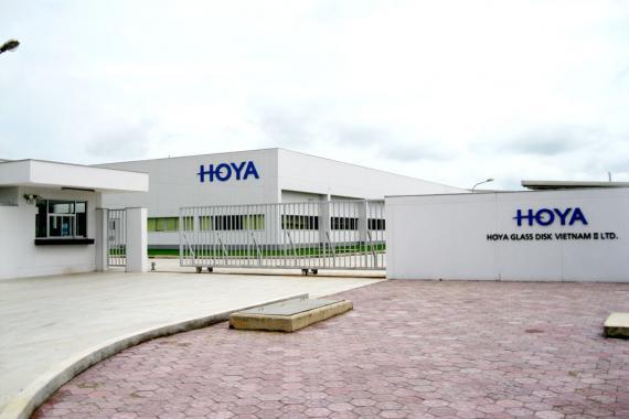 Nhà máy HOYA