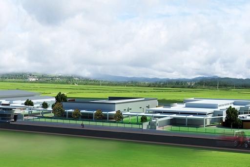 Nhà máy Kim Cương Laurelton Việt Nam