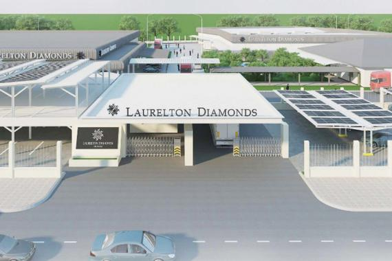 Nhà máy Laurelton Diamond