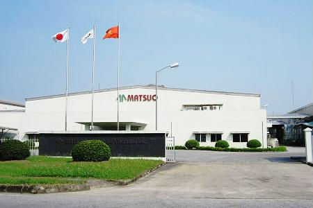 Nhà máy Matsuo Việt Nam