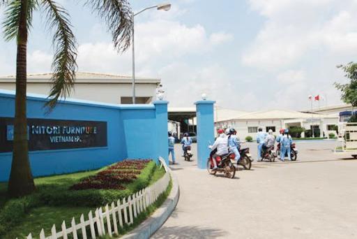 Nhà máy Nitori Việt Nam