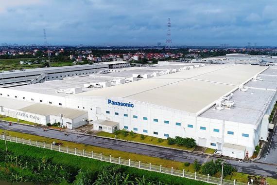Nhà máy Panasonic