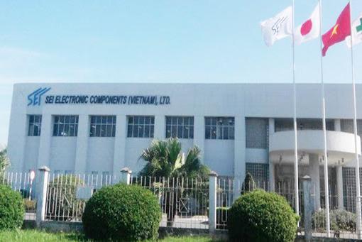 Nhà máy Sei