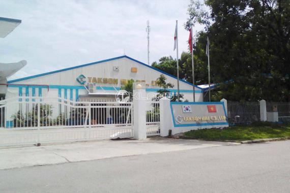 Nhà máy sợi Phú Bài