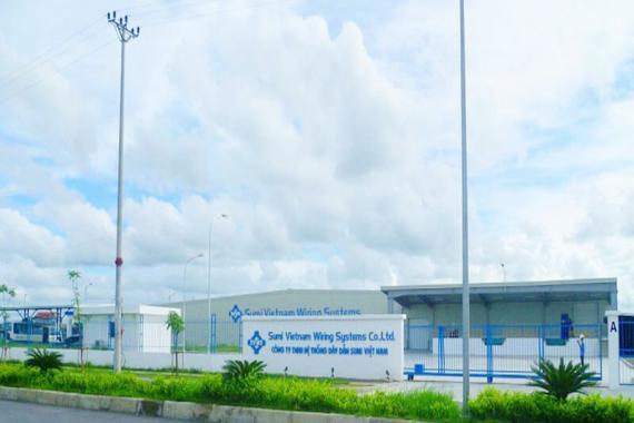 Nhà máy Sumiwiring