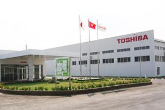 Nhà máy Toshiba Đồng Nai