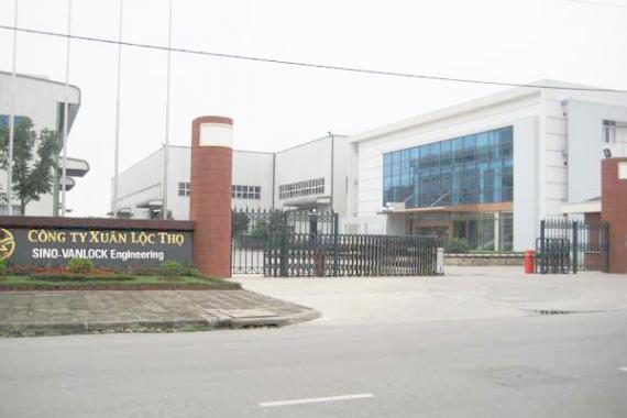 Nhà máy Xuân Lộc Thọ