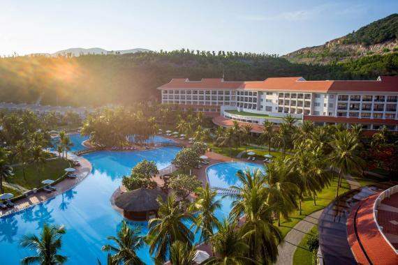 Khu nghỉ dưỡng Vinpearl Land Nha Trang