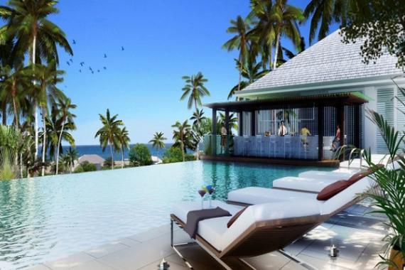Khu nghỉ dưỡng The Sun Villas Đà Nẵng