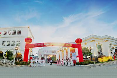 Trung tâm hội nghị tiệc cưới Hải Đăng Plaza - Hải Phòng