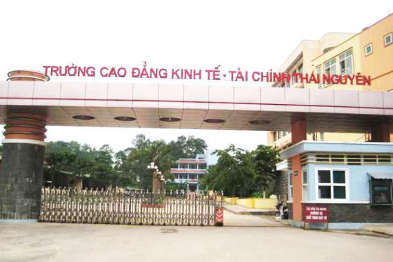 Trường cao đẳng kinh tế tài chính Thái Nguyên