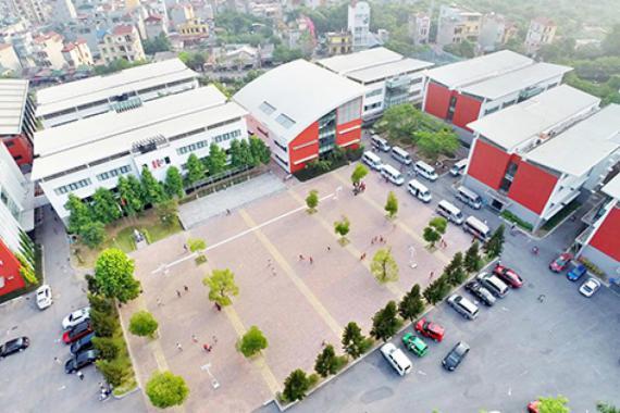 Trường tiểu học và THCS Hanoi Academy