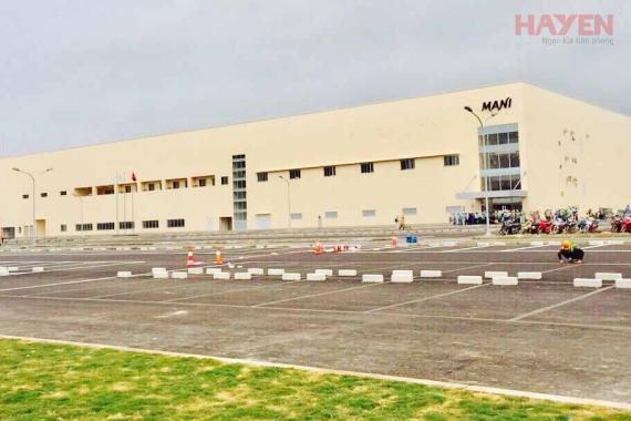 Nhà máy Mani Thái Nguyên