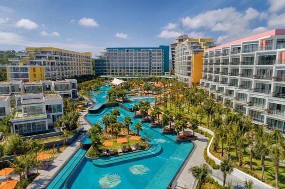Khu nghỉ dưỡng Premier Residences Phu Quoc Emerald Bay