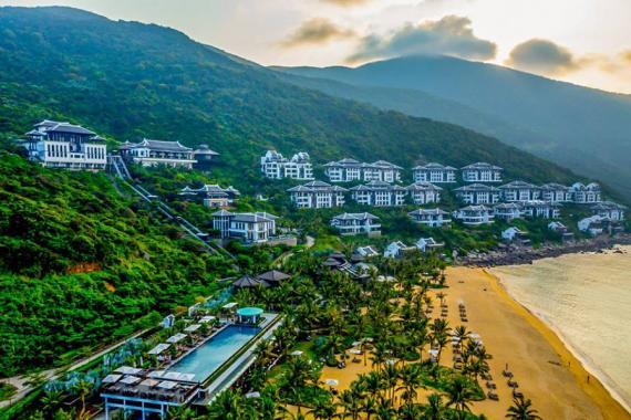Khu nghỉ dưỡng InterContinental Đà Nẵng Sun Peninsula