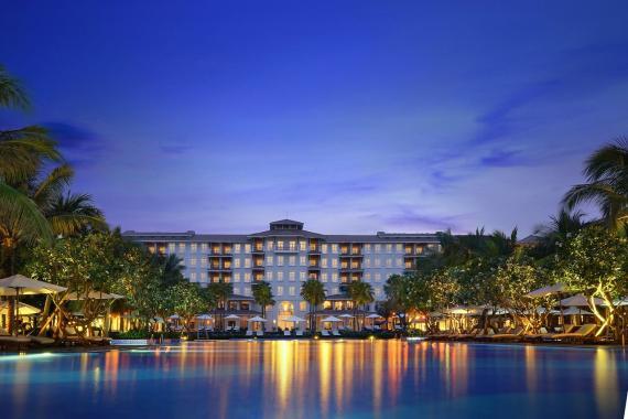 Khu nghỉ dưỡng Vinpearl Luxury Đà Nẵng