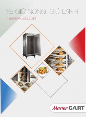 Xe giữ nóng/lạnh - MasterCart